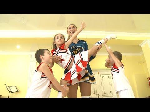 "Мастер-класс ""Sochi Queens"" в детском саду № 139"