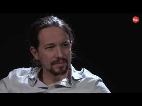 Otra Vuelta de Tuerka   Pablo Iglesias con Pino Solanas programa completo   from YouTube