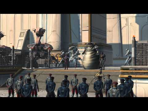 Star Wars: The Old Republic - Rise of the Hutt Cartel Trailer (legendado)