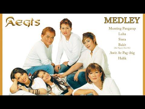Aegis - Aegis Medley (Lyrics Video)