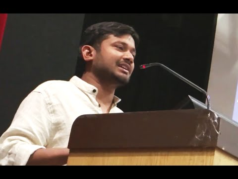 Kanhaiya Kumar Convention Center Full speech 29th March |  Jashn-e-Azadi | Controversial remarks