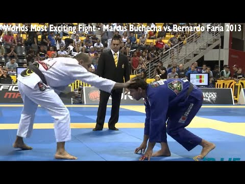 2013 Worlds Most Exciting Fight - Marcus Buchecha vs Bernardo Faria Image 1