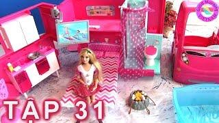 Cuộc Sống Barbie & Ken (Tập 31) Quà Tặng Bất Ngờ Của Barbie Barbie's Surprise Gift - Glam Camper Van