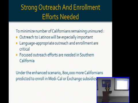 The Affordable Care Act: What's in Store for California