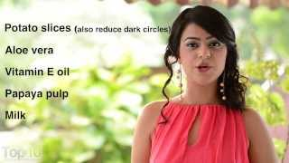 Hair Loss - Home Remedies for Black Spots on Face | eHealthChannel.Org