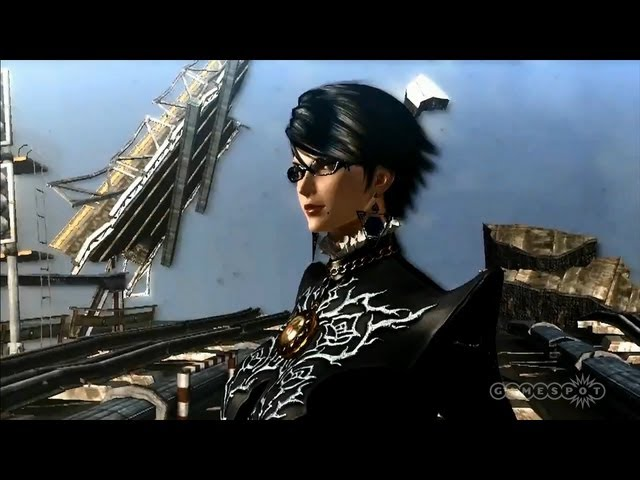 Bayonetta 2: Standing on the Shoulders of Fighter Jets