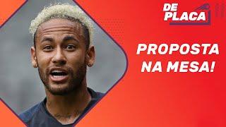 Barcelona faz proposta por Neymar ao PSG e Gremio x Palmeiras | De Placa (20/08/2019)