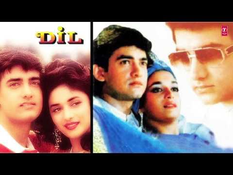 Khambe Jaisi Khadi Hai Full Song (Instrumental) | Dil | Aamir...