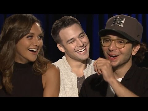 Step Up All In Cast: Truth Or Dance?? video