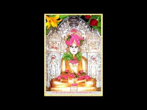 Jain stavan- Aankh mari ughade to shankheshvar dekhu