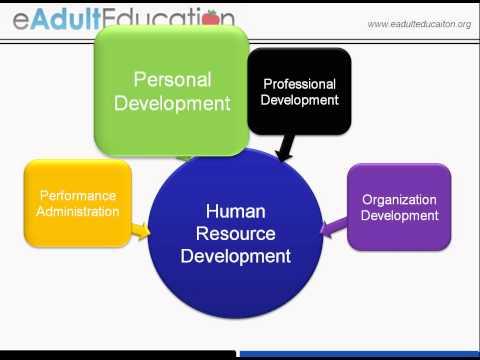 Essay on human resource development