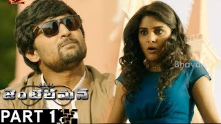 Gentleman Latest Full Movie Part 1  Nani  Nivetha