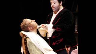 Giachino Rossini Largo Al Factotum Il Barbiere Di Siviglia