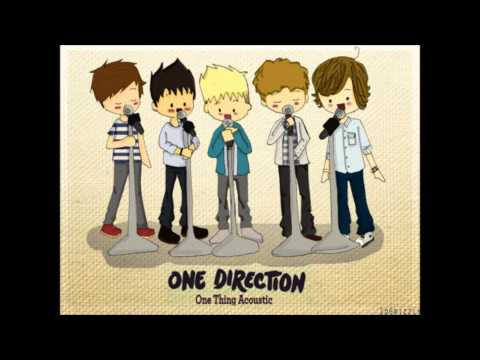 One Direction Cartoons