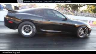 Milan Dragway & Payso Productions Presents NO ET - August 2013