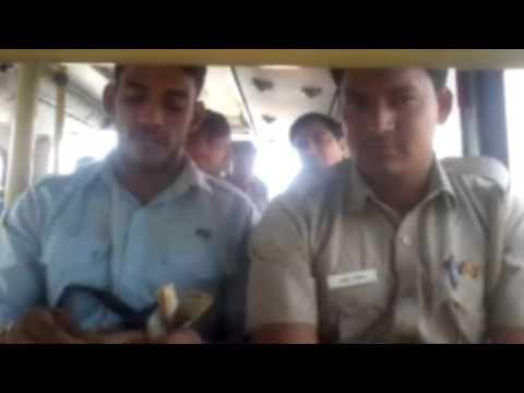 Bus marshalls in Delhi for Women safety