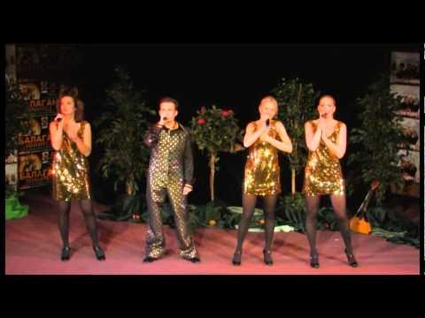 Смотреть клип Балаган Лимитед - Гляжу в озера синие