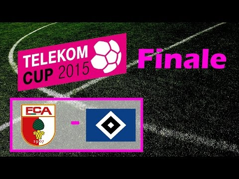 Telekom Cup 2015 | FC Augsburg vs. Hamburg | Highlights [German/HD]