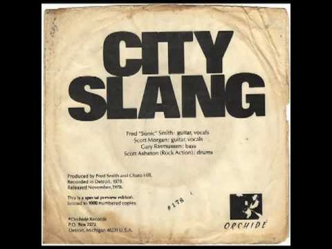 sonic rendezvous band city slang 1978 mono