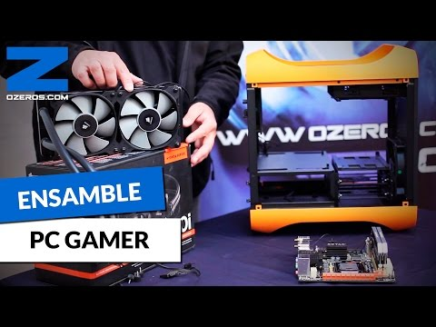 Ensamble de PC Gamer Be-Zolid Overclocked by oZeros