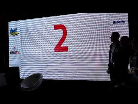 Arturo Vidal es revelado como portada de FIFA 14 para Latinoamerica