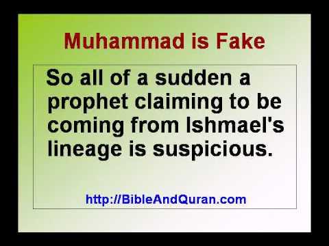 Muhammad doesn't have genealogy