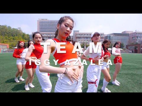開始線上練舞:Team(Euanflow版)-Iggy Azalea | 最新上架MV舞蹈影片