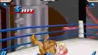 Kinnikuman Muscle Fight Movie - Terryman