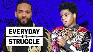 Kodak Facing Federal Gun Charges, Church Mad at Joyner, NBA Players Acting Wild | Everyday Struggle
