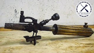 Antique Swiss Blowtorch Restoration - with testing! Oerlikon Record