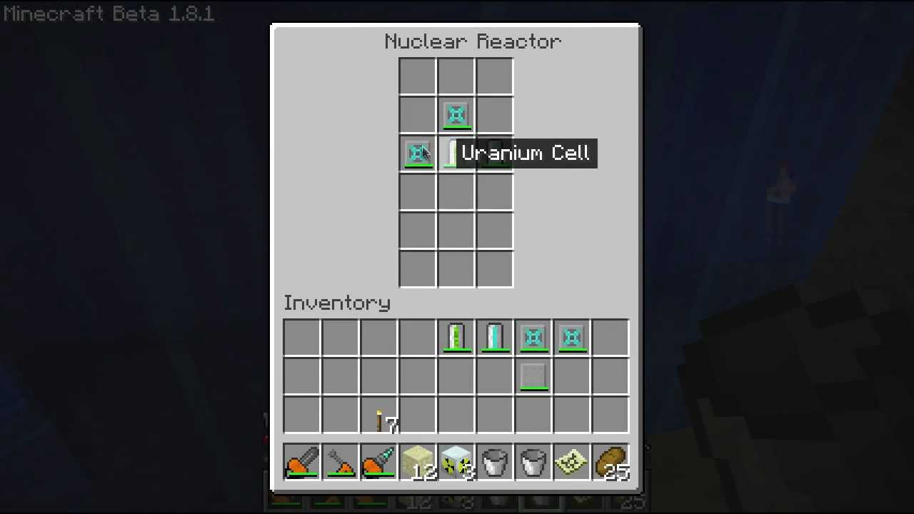 How To Use Industrial Craft Nuke