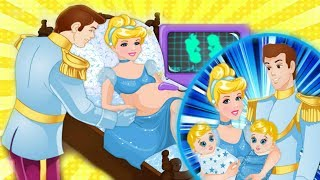 Disney Princess Online Games - Episode Cinderella Gives Birth to Twins - Disney Games