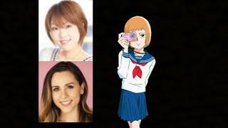 Anime Voice Comparison- Ichi Mezato (Mob Psycho 100)
