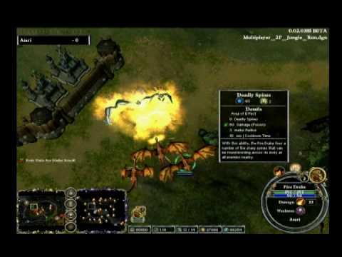 Dungeons & Dragons Dragonshard Gameplay Trailer #1