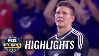 Orlando City SC vs. Chicago Fire | 2017 MLS Highlights