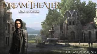 Dream Theater - The Answer (Audio)