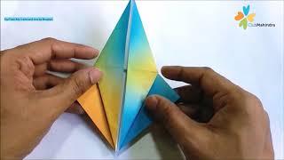 Club Mahindra | DIY Origami Crane