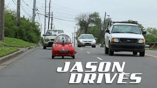 What It's Like To Drive A Car That's Slowly Murdering You | Jason Drives
