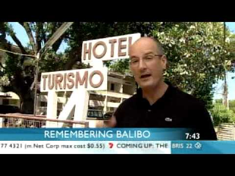 Kochie in East Timor covering the story of the Balibo Five Video