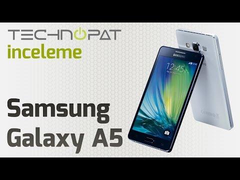 Samsung Galaxy A5 İncelemesi