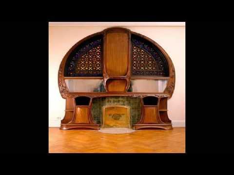 Louis majorelle youtube - Art nouveau meuble ...