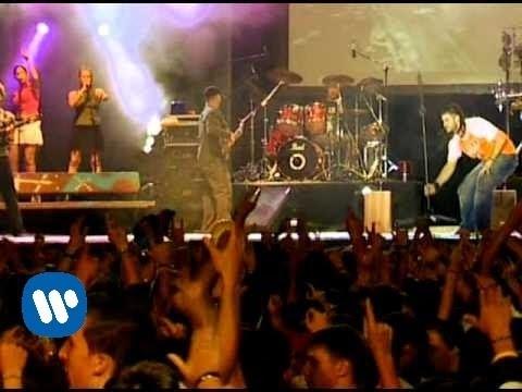 Melendi - Vuelvo A Traficar (Live)