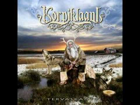 Korpiklaani - Karhunkaatolaulu Bear Hunt Song