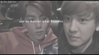 [FMV] Chanbaek/Baekyeol - I Wonder