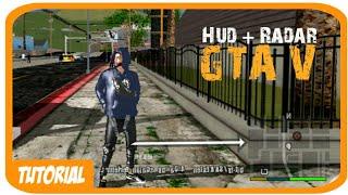Hud & Radar GTA 5 Untuk Gta sa - GTA SA Android 5.78 MB