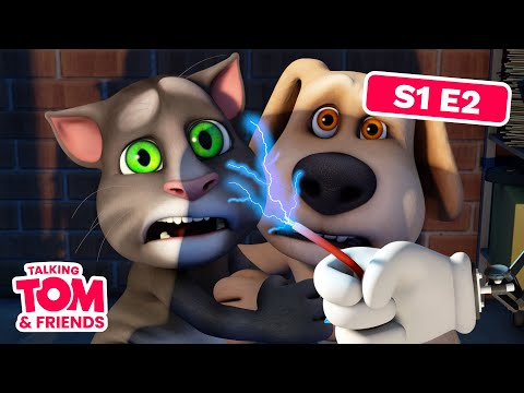 Talking Tom and Friends - Friendly Customer Service (Season 1 Episode 2)
