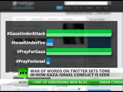 Twitter Warzone: Israel losing battle of words on social media