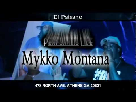 Mykko Montana Live In El Paisano video