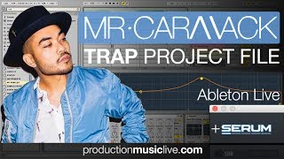 Mr. Carmack - Charge Remake with Ableton Live and Xfer Serum | Trap