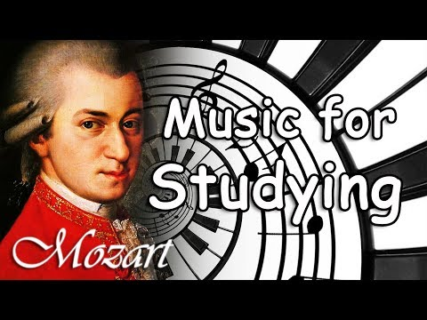 Mozart Classical Music for Studying, Concentration, Reading | Study Music Piano Instrumental